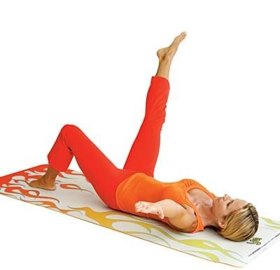exercitiu fizic pentru talie