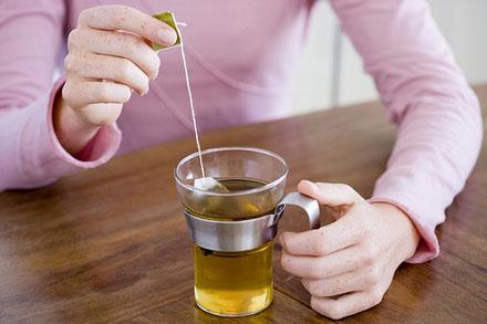 Ceai pentru durerile de ficat