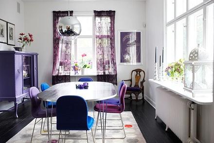 Camera violet