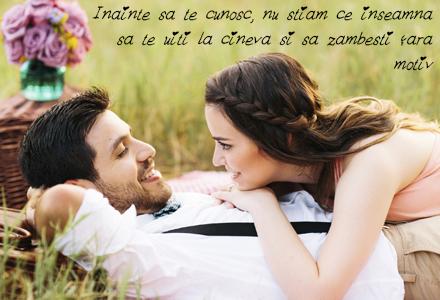 Mesaj de dragoste cu imagine
