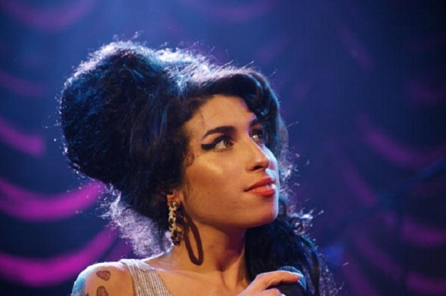 Amy Winehouse în concert