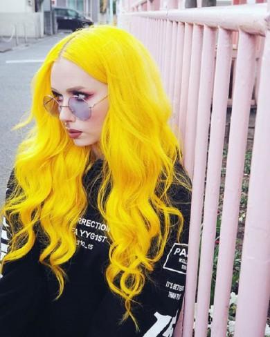 Blond Pui Divahairro