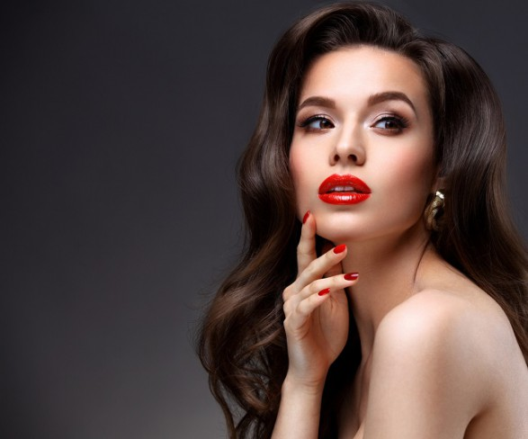 femeie frumoasa