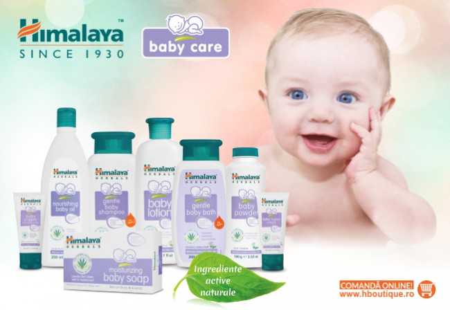 baby care himalaya