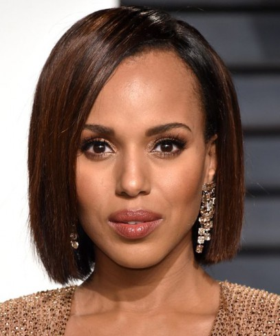 Kerry Washington tunsa bob