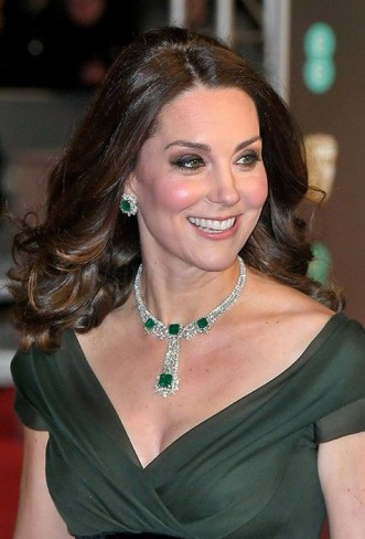 kate middleton la premiile BAFTA