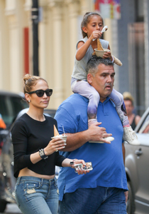 Fiica lui Jennifer Lopez