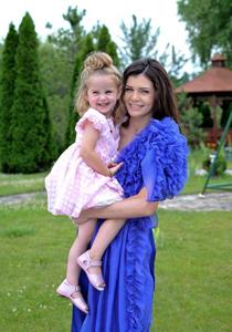 Monia Gabor si Irina