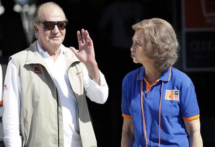 Juan Carlos si printesa Sofia