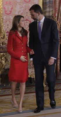 Printesa Letizia