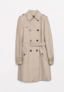 Trench clasic