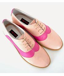 Pantofi Oxford roz