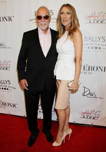 Celine Dion si Rene Agelil