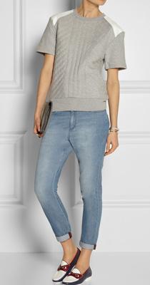 Jeansi decolorati