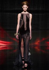 rochie donna karan