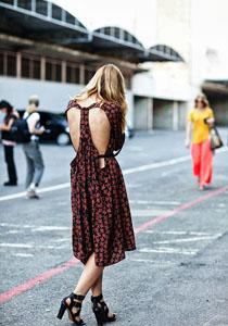 rochie cu imprimeu floaral