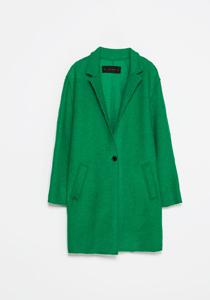 Jacheta verde