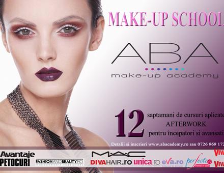 Make-up artist loc de munca