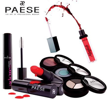 Produse de make-up Paese