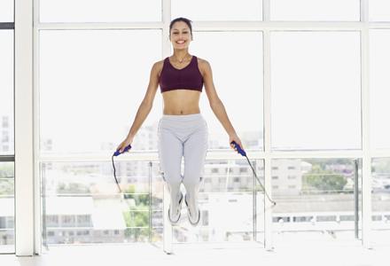Vrei sa slabesti? Sari coarda! - Dietă & Fitness > Intretinere - apartamente-millennium.ro