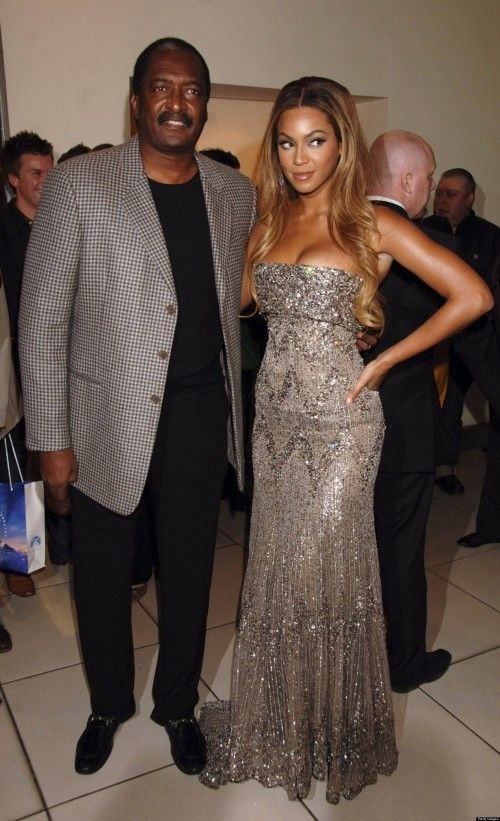beyonce si mathew knowles