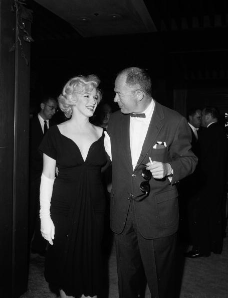 Marilyn Monroe cu Billy Wilder