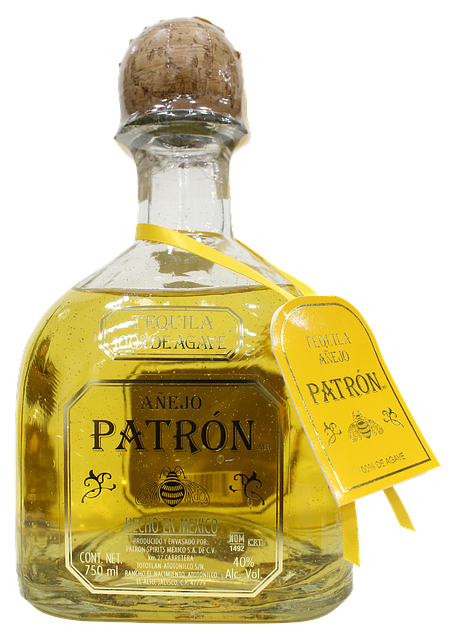 din ce se face tequila-tequila patron