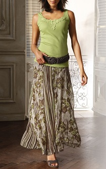 stilago maxi skirt