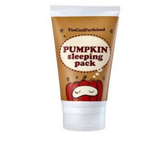 Too Cool For School, Pumpkin Sleeping Pack