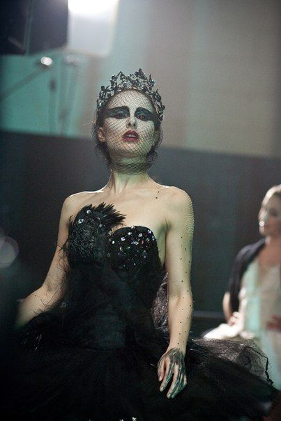 costum de halloween black swan
