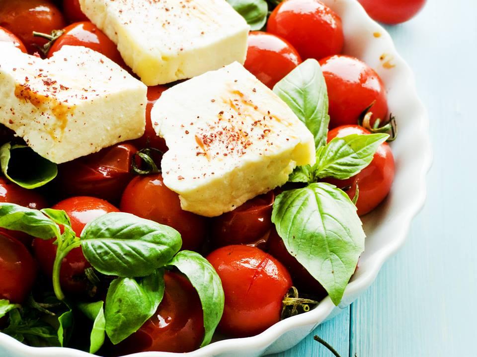 salata proaspata