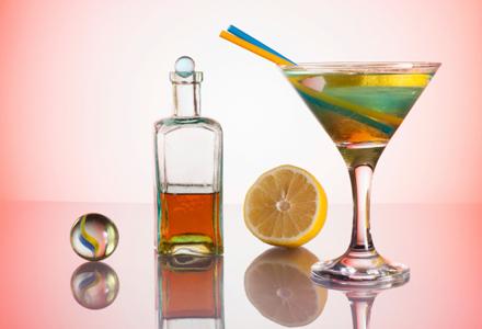 cocktail cu lamaie