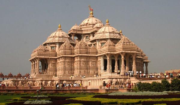 new delhi templu