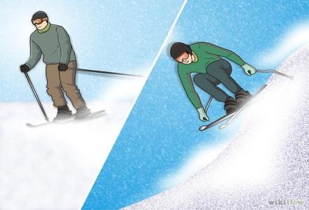 tehnici de schi