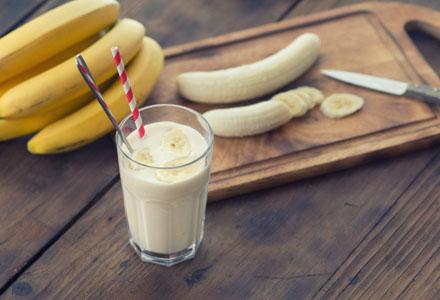 smoothie de banane