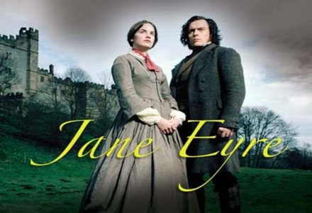 Jane Eyre si Rochester