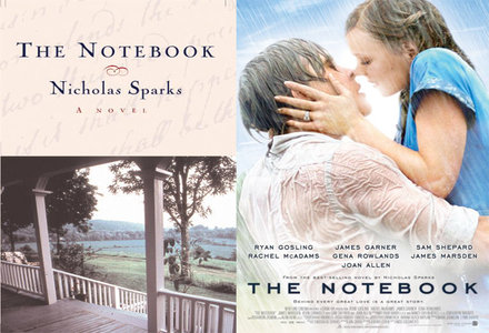Cartea The Notebook