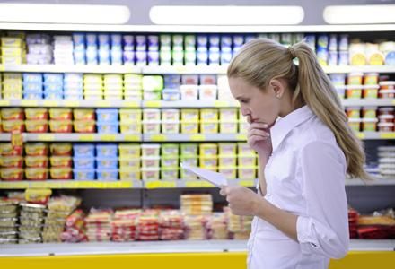 eticheta alimentelor