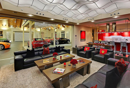 garaj spectaculos interior