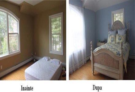 decorarea dormitorului