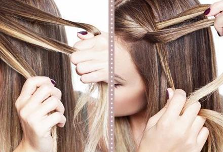 Coafuri Simple De Realizat Acasa Hair 2017