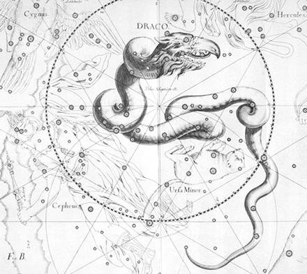constelatia Draco