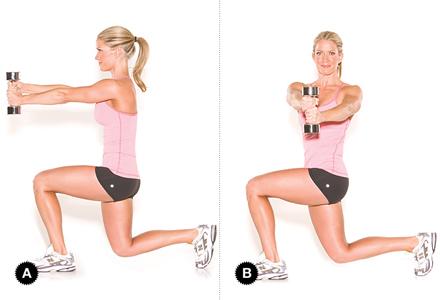 exercitii pentru spate si talie