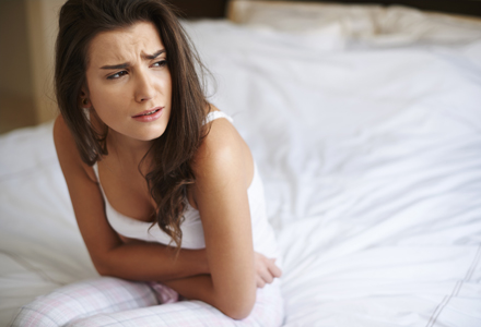 crampe menstruale