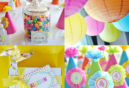 decoratiuni petreceri pentru copii
