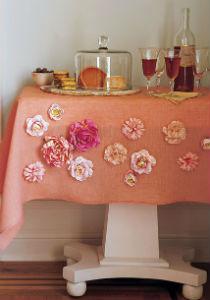 decorarea unei mese