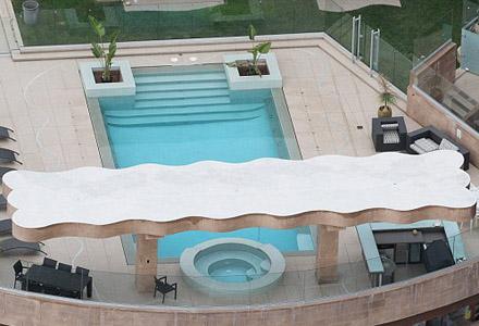 piscina Rihanna