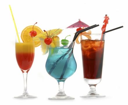 cocktailurile intr-o dieta