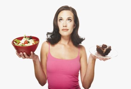 femeie la dieta