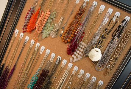 organizare bijuterii